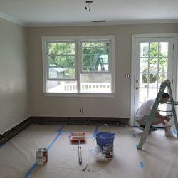 Photo Of Jm Painting Home Improvement Bridgeport Ct United States Interior