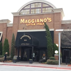 Nov 25,  · Reserve a table at Maggiano's Little Italy, Atlanta on TripAdvisor: See unbiased reviews of Maggiano's Little Italy, rated of 5 on TripAdvisor and ranked #98 of 3, restaurants in Atlanta/5().