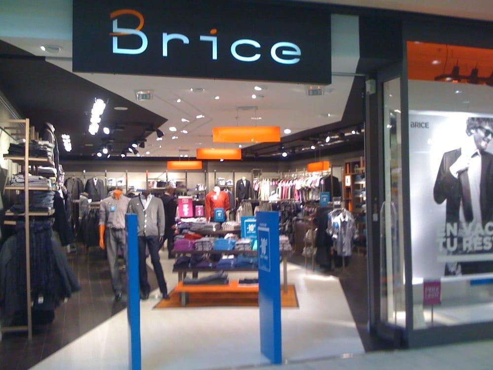 Brice  Vêtements hommes  11 Avenue Jean Jaurès, Bois D