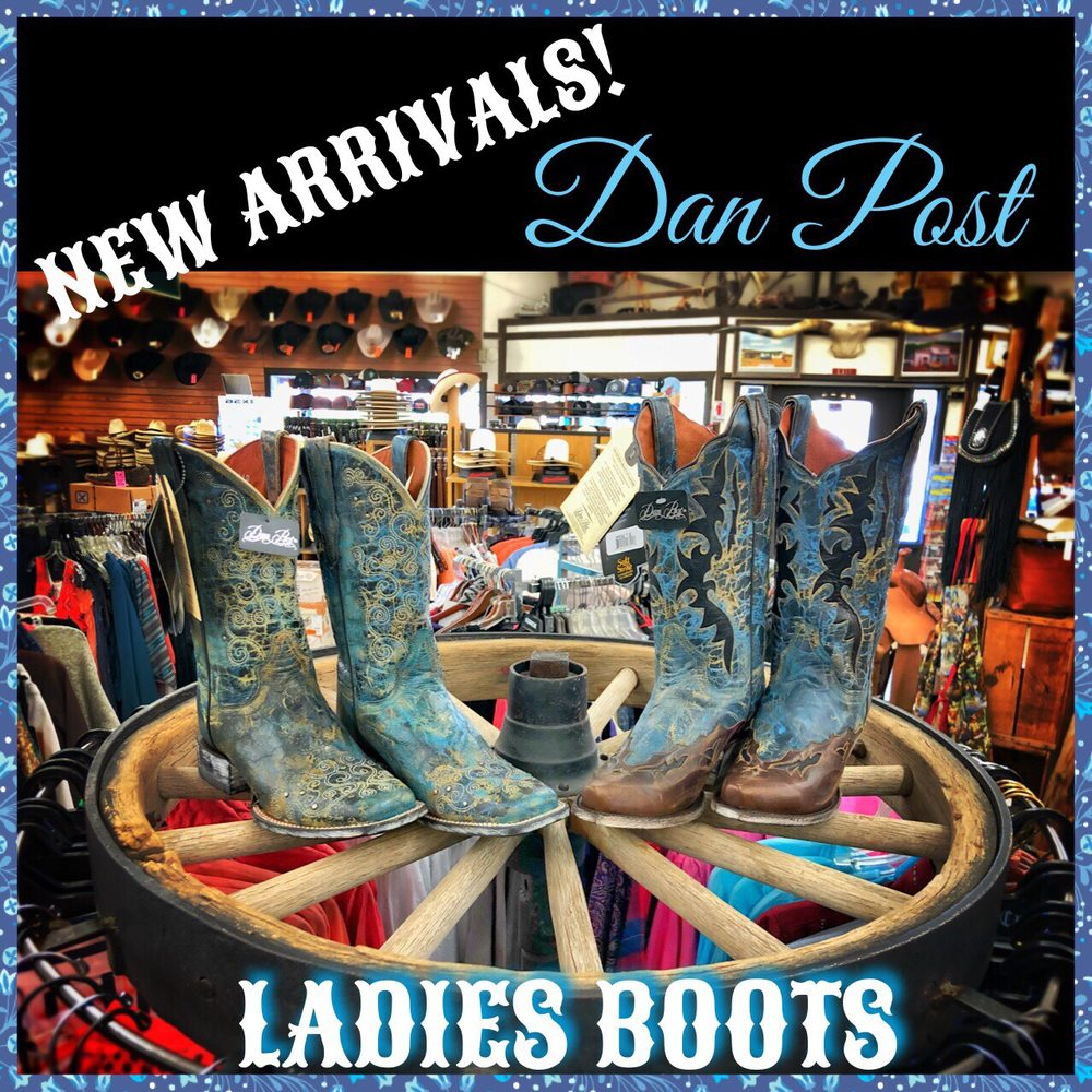 Dan's Boots & Saddles
