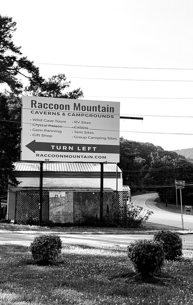 Raccoon Mountain Caverns and Campground