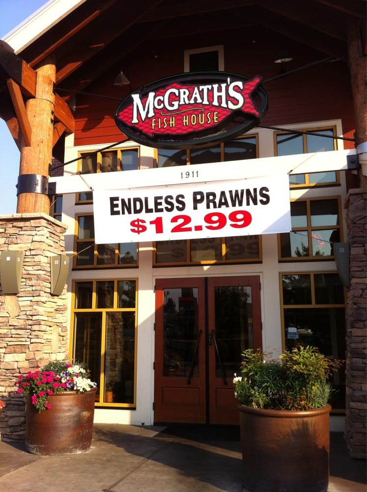 Photos for mcgrath 39 s fish house yelp for Mcgrath s fish house coupons