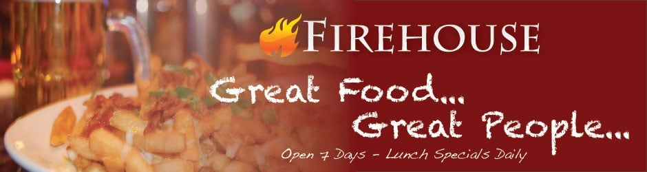 Firehouse Lounge: 1301 Merchant St, Ambridge, PA