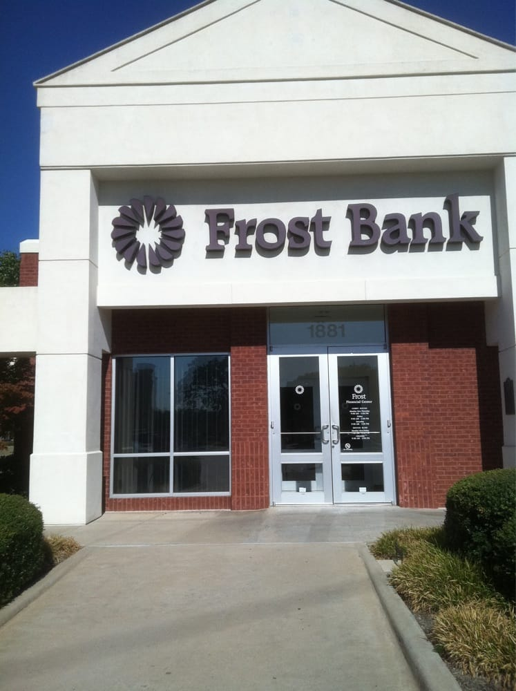 frost bank reviews