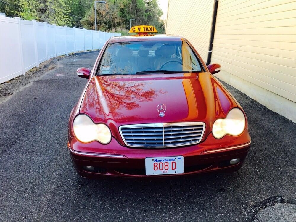 CV Taxi: 28 Federal St, Belchertown, MA