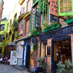 Neal's Yard Remedies - 16 Reviews - Beauty & Makeup - 15 Neal's Yard, Covent Garden, London - Phone Number - Yelp
