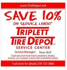 Triplett Tire Depot