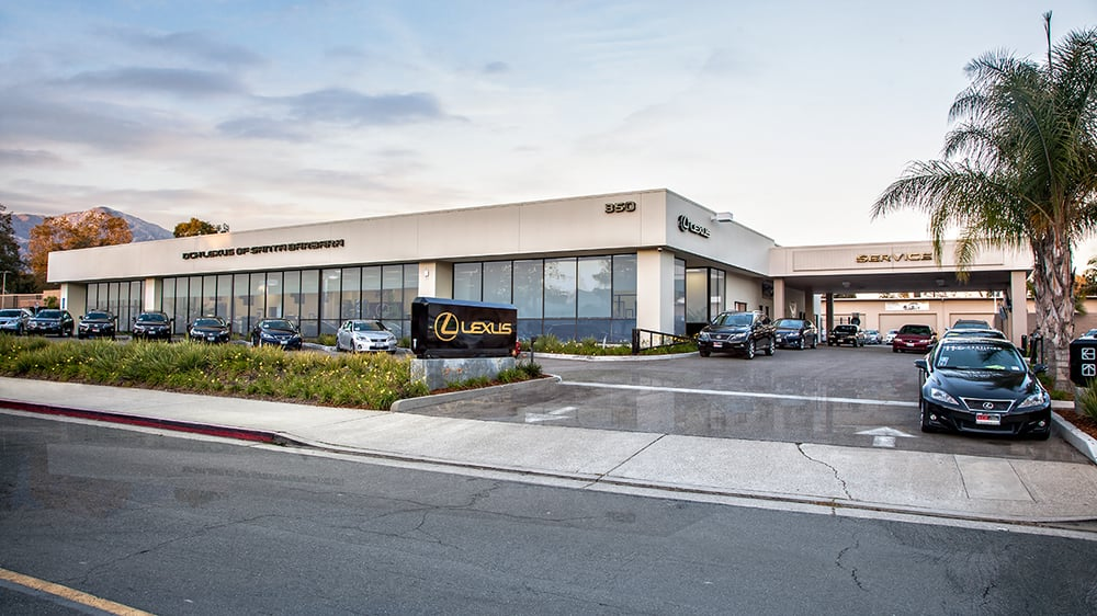 Dch Lexus Of Santa Barbara 29 Photos 177 Reviews Car Dealers 350 Hitch Way Ca Phone Number Yelp