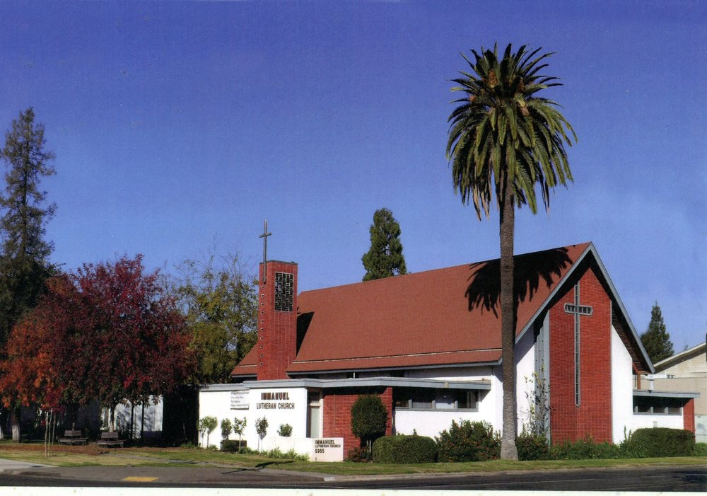 Immanuel Lutheran Church: 5955 S Elm Ave, Fresno, CA