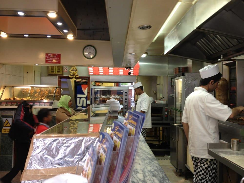 Tureen Kebab Shop