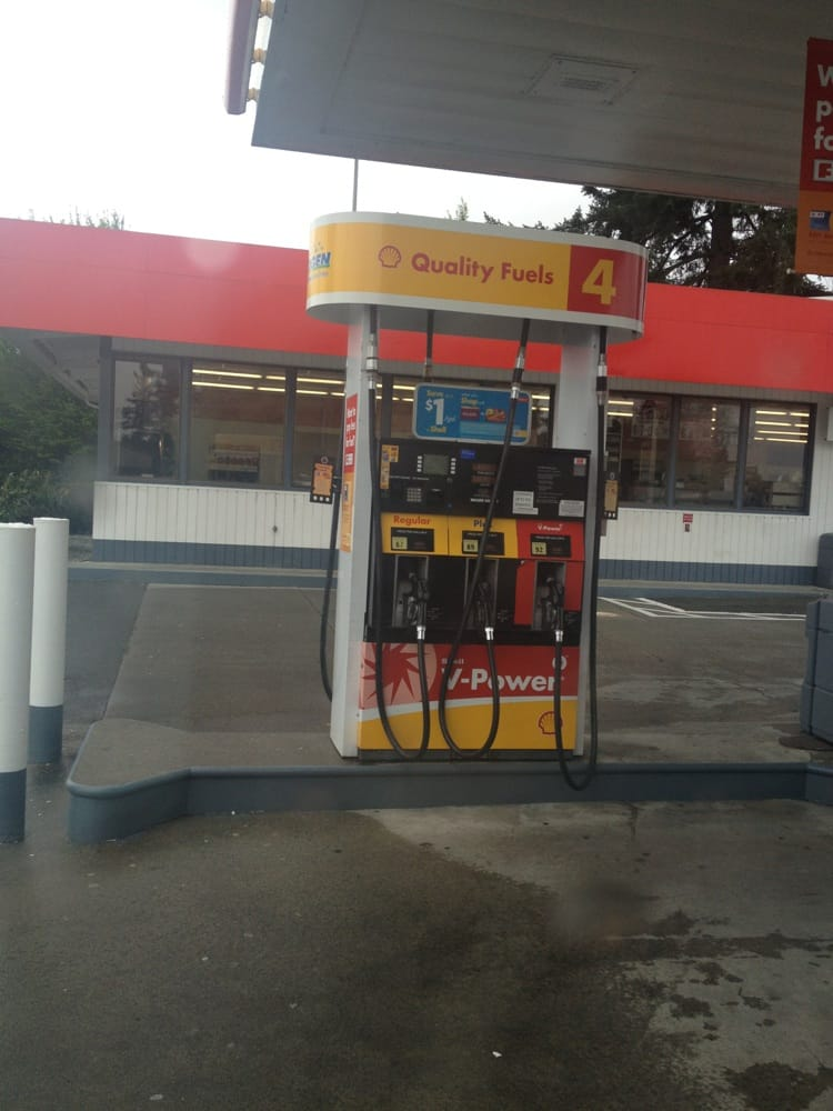 Shell: 3316 172nd St NE, Arlington, WA
