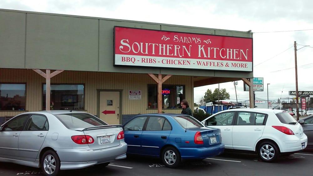 Sarom S Southern Kitchen Sacramento Ca