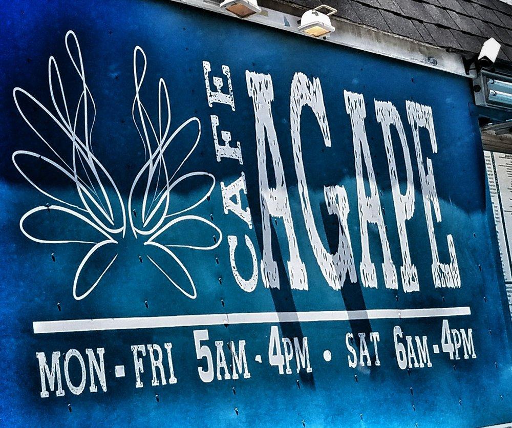 Cafe Agape: 381 E 6th St, Beaumont, CA