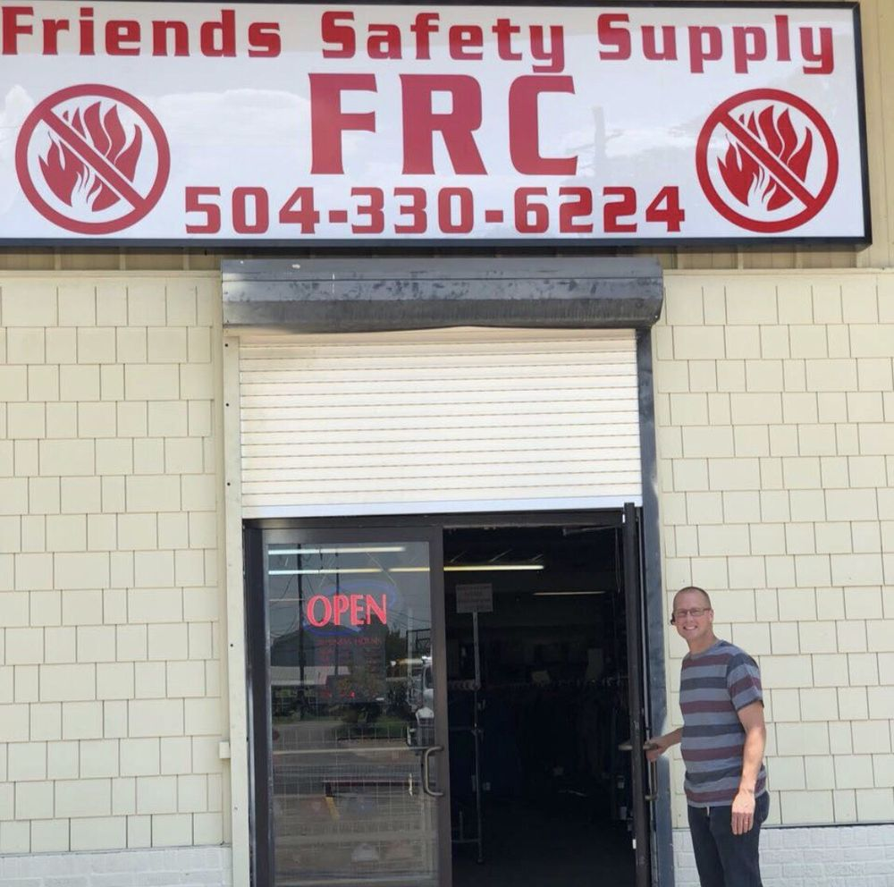 Friends Safety Supply: 194 W 5th St, LaPlace, LA