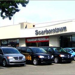 Scarborotown Chrysler Car Dealers 4960 Sheppard Avenue