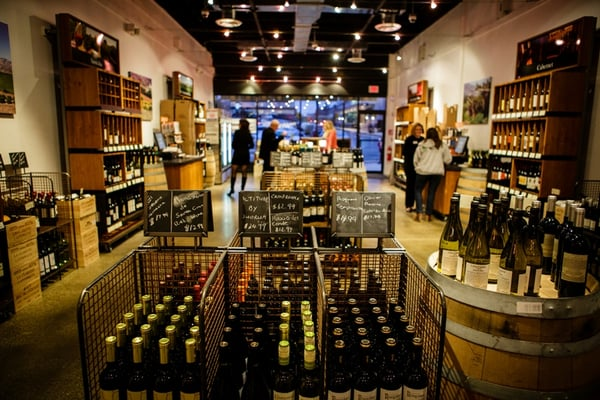 The Wine Cellar Rye Ridge 122 S Ridge St Rye Brook NY Liquor Stores - MapQuest & The Wine Cellar Rye Ridge 122 S Ridge St Rye Brook NY Liquor Stores ...