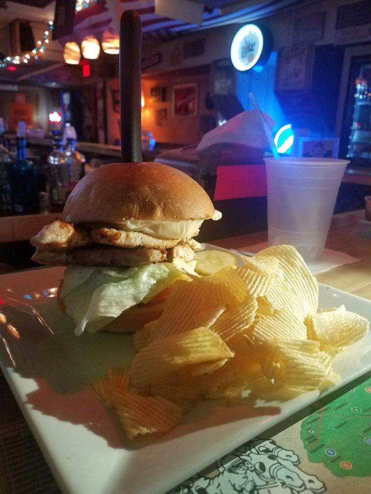 Jamisons Bar Grill: 6 Fort Dix Rd, Pemberton, NJ