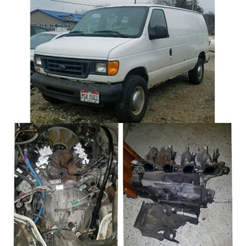 Ford E250 4 6L V8 Problem: Misfire Diagnosis: Coolant