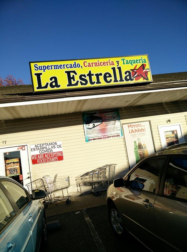 Tienda Mexicana La Estrella II: 115 N Dixieland Rd, Rogers, AR