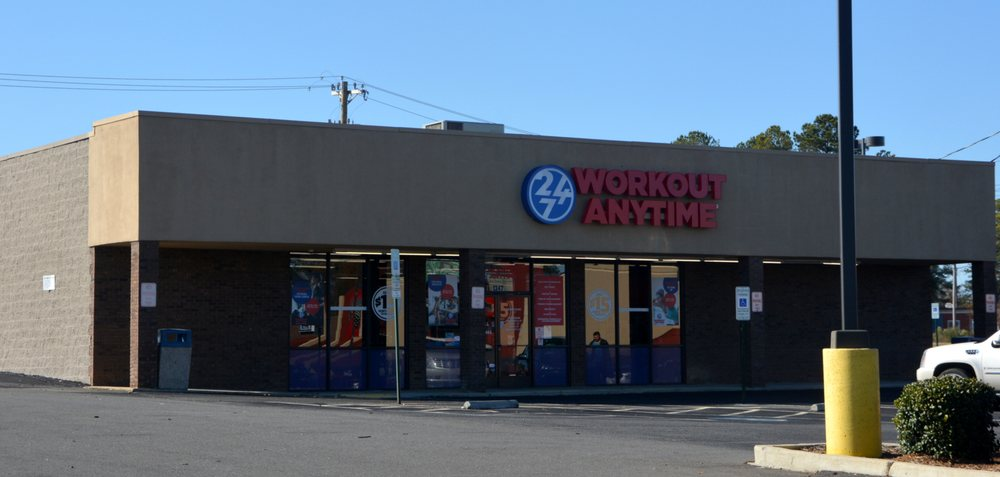 Workout Anytime Rock Hill