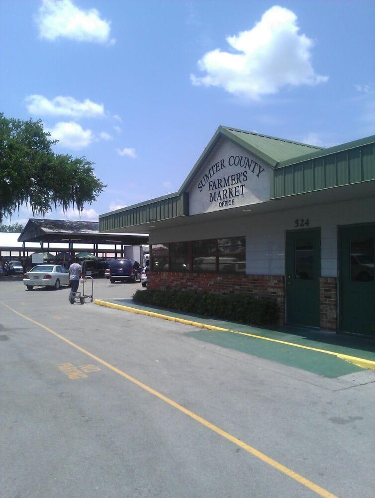 Sumter County Farmer's Market: 524 N Market Blvd, Webster, FL