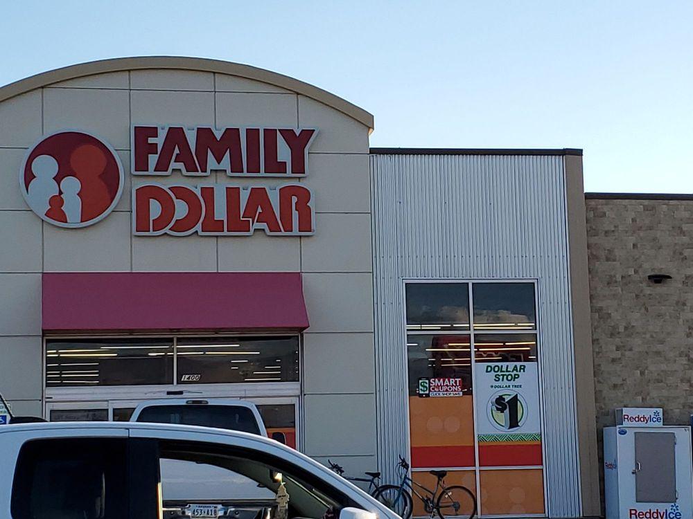 Family Dollar: 1410 E Aultman St, Ely, NV