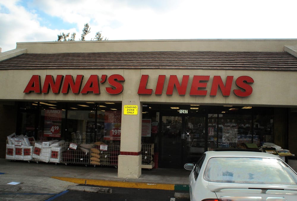 Anna S Linens Closed 11 Reviews Home Decor Pasadena Pasadena Ca United States