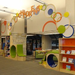 Photo Of Library Interiors Of Texas   Austin, TX, United States. Photo  Rights