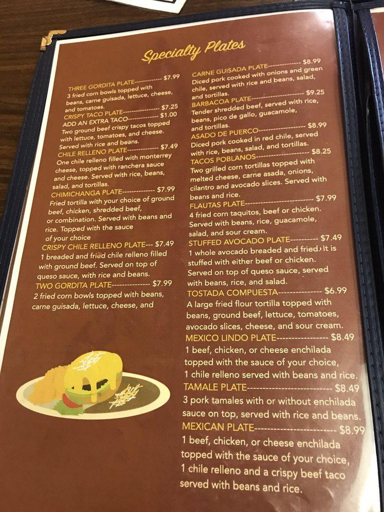 Mexico Lindo Restaurant: 4515 S Georgia St, Amarillo, TX
