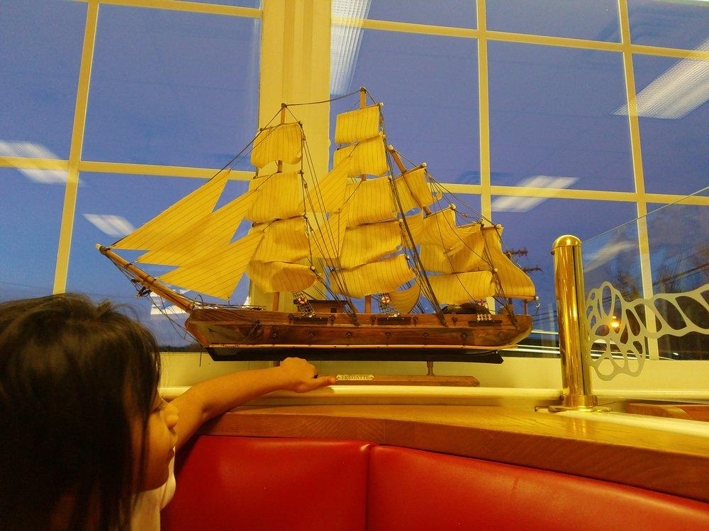 Mayflower Seafood Restaurant III: 101 Mid Town Arc, Madison, NC