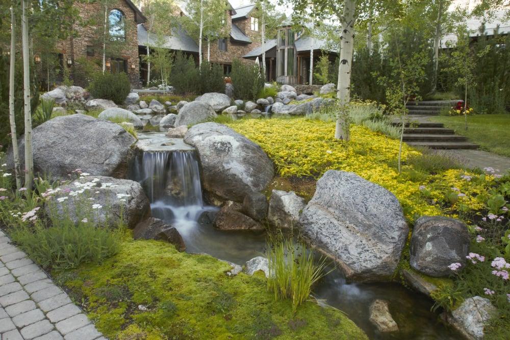 Village Gardener: 7955 S Porcupine Creek Rd, Jackson, WY