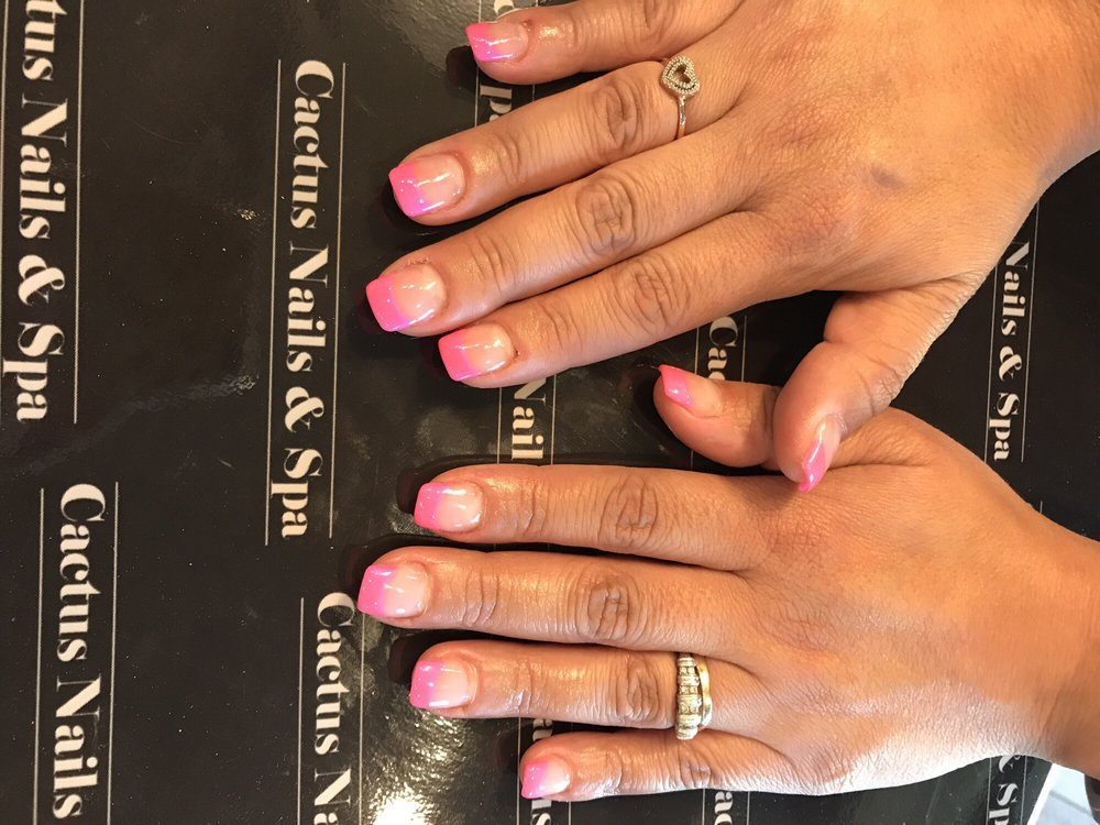 Cactus Nails & Spa - 184 Photos & 50 Reviews - Skin Care - 3698 W ...