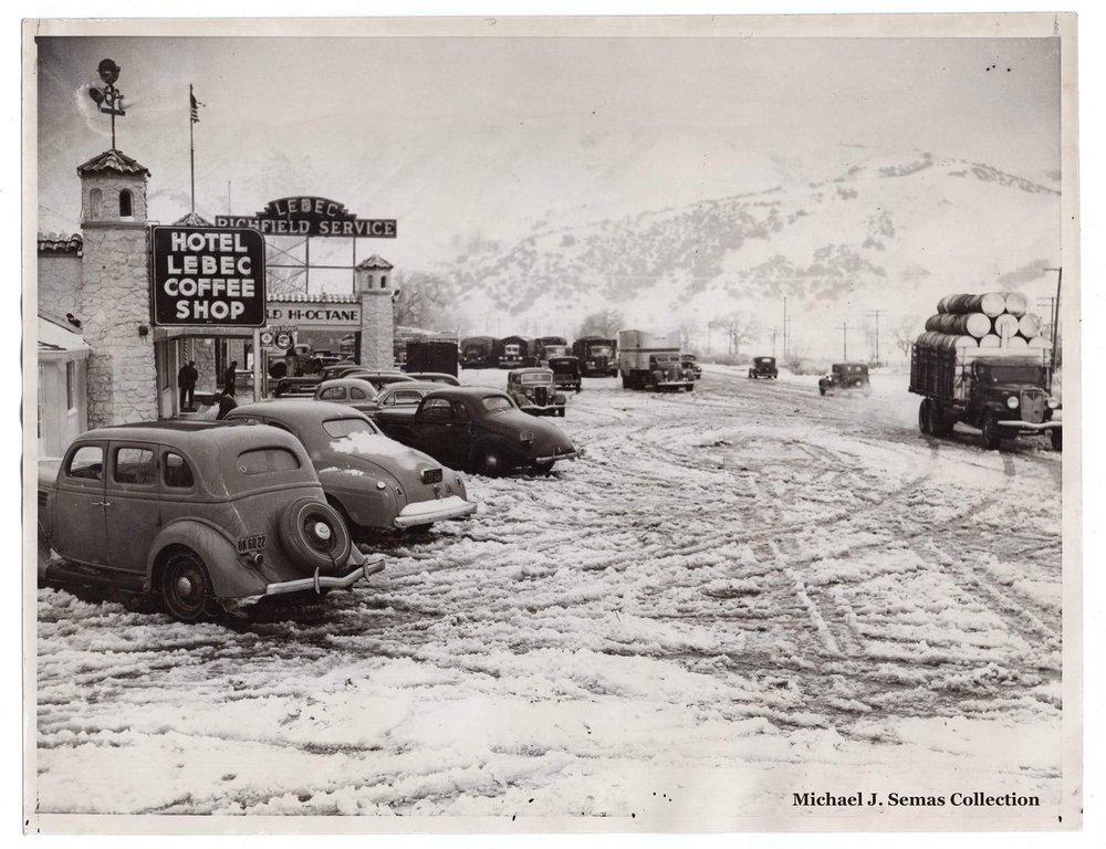 Lebec Road Service: Lebec, CA