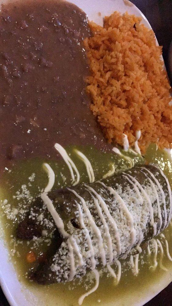 Food from Margarita Azul