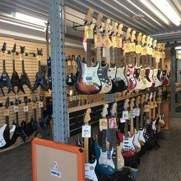 Guitar Bar - Newark, New Jersey - Musical Instrument Store ...