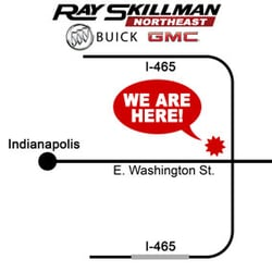 Ray Skillman Northeast Buick GMC Photos Reviews Car - Indianapolis buick dealers