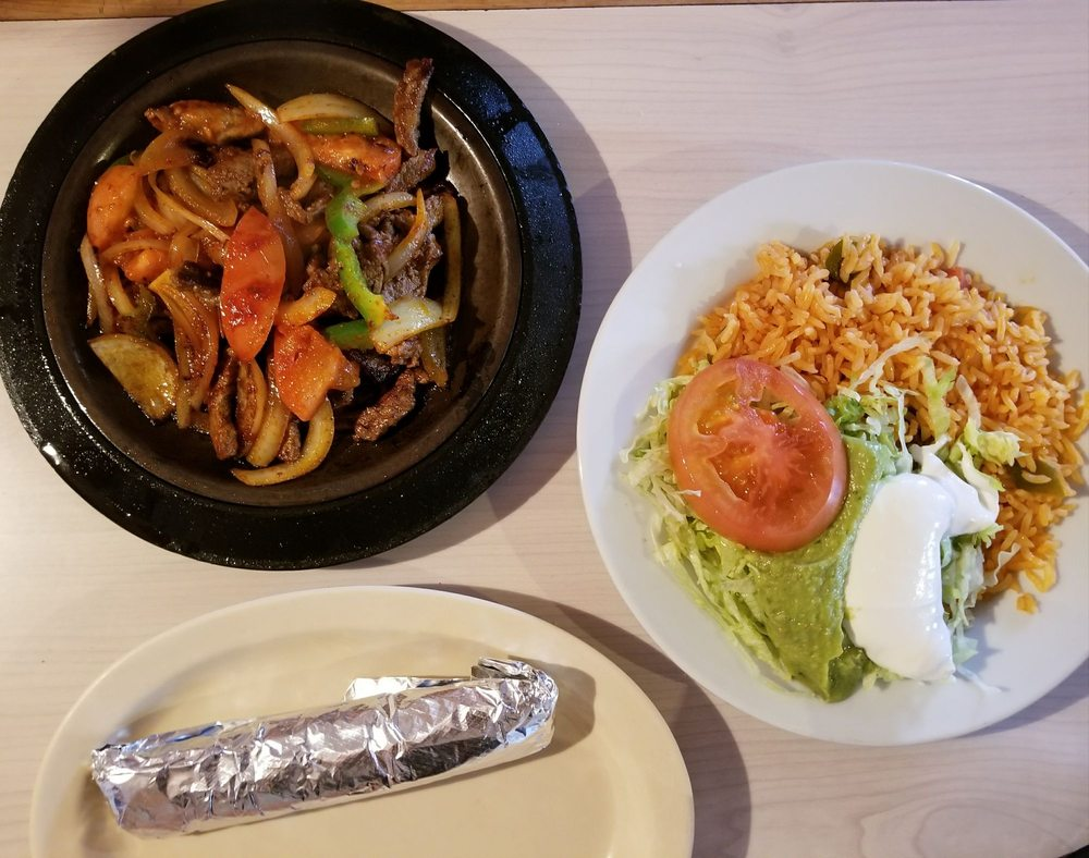 Food from Don Tequila