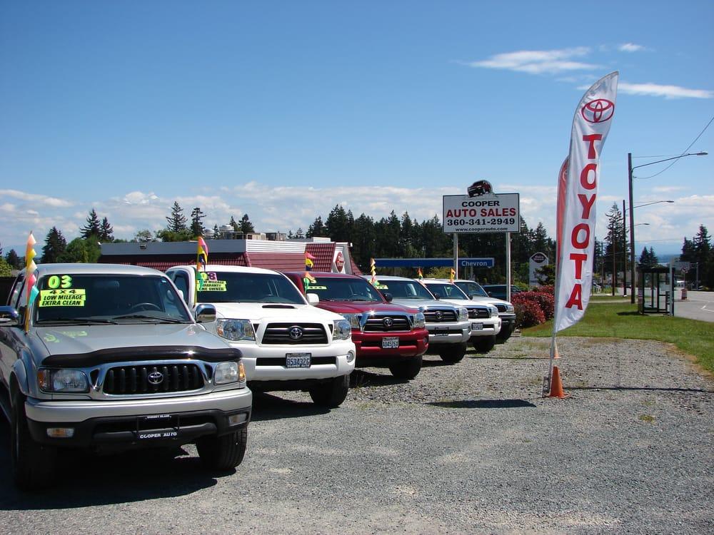 Cooper Auto Sales and Rentals: 9158 State Rt 525, Clinton, WA