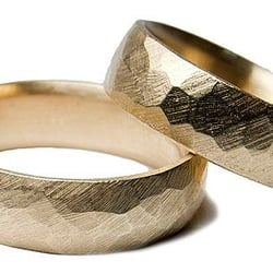 Photo Of Reinerland Jewelry Brooklyn Ny United States Wedding Bands In 14k