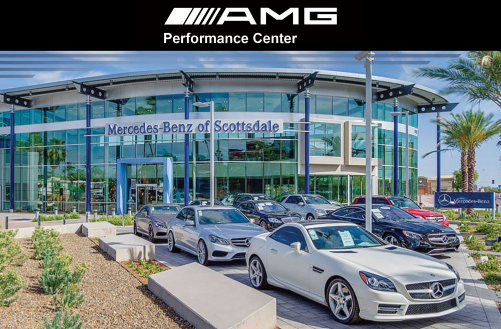 Mercedes benz of scottsdale 46 reviews car dealers for Mercedes benz dealers in florida