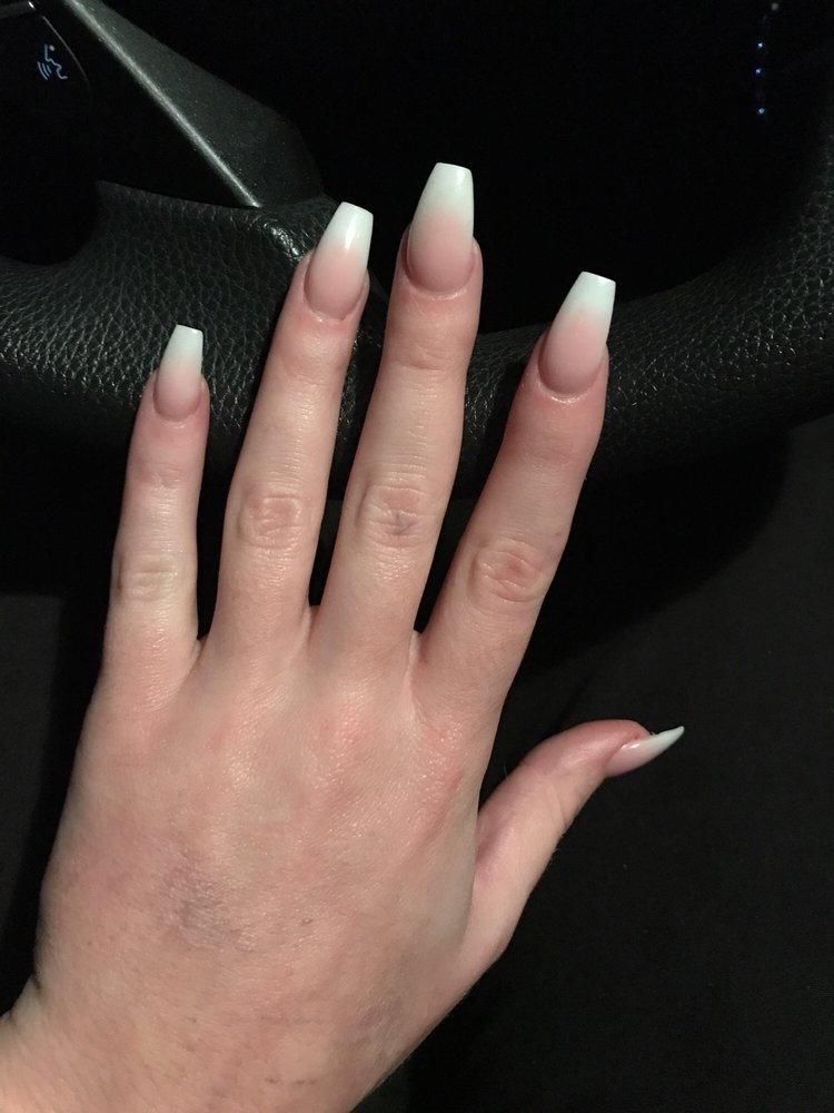 Thank you Raymond for the most perfect nails!!!!! - Yelp
