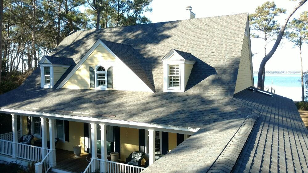 Shingle Roof Installed In Atlantic Beach Nc Yelp
