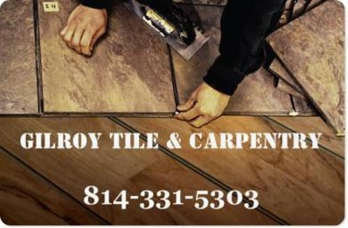 Gilroy Tile and Carpentry: Allegany, NY