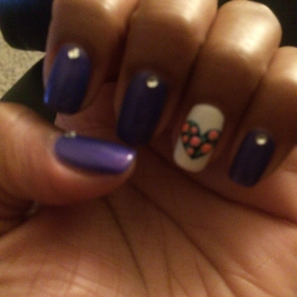 Nails by Angela @ The Nail Lounge Miramar - Yelp