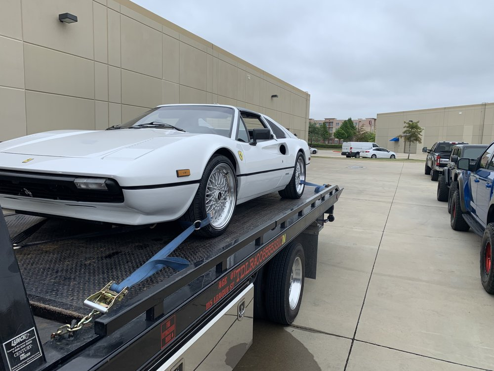 Chase Towing And Logistics: 8059 Navisota Dr, Lantana, TX