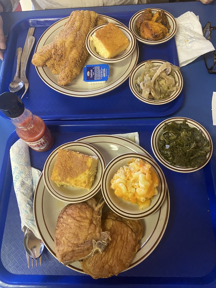 Porter Soul Food Restaurant: 309 Sunburst Hwy, Cambridge, MD