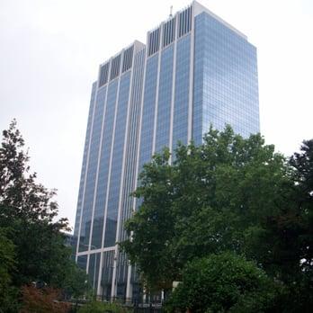 Finance tower lieu b timent historique boulevard du for Boulevard du jardin botanique bruxelles