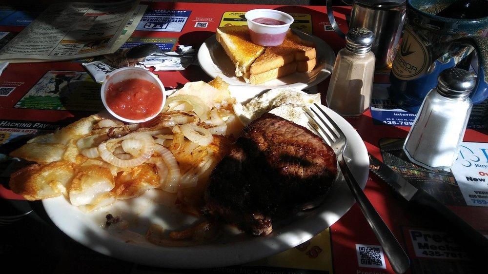 Betty's Cafe: 416 W Main St, Vernal, UT