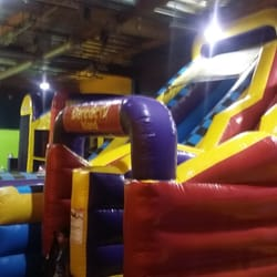 Pump It Up Of Irvine 84 Photos 156 Reviews Indoor Playcentre 16871 Noyes Ave Ca Phone Number Yelp