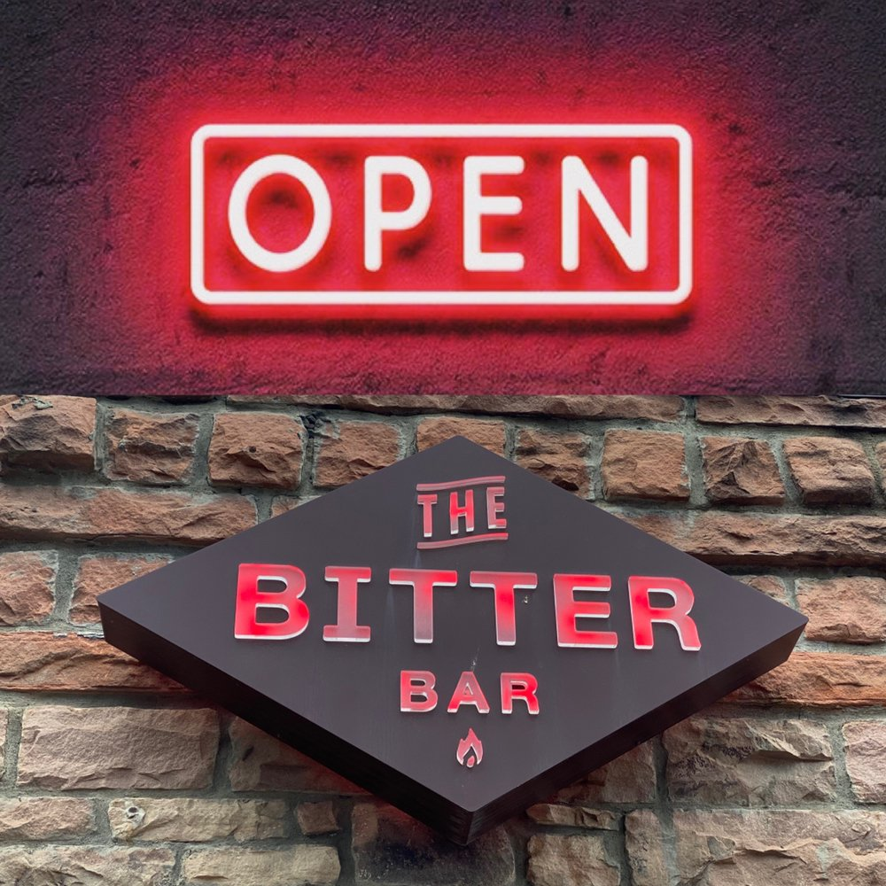 Social Spots from The Bitter Bar